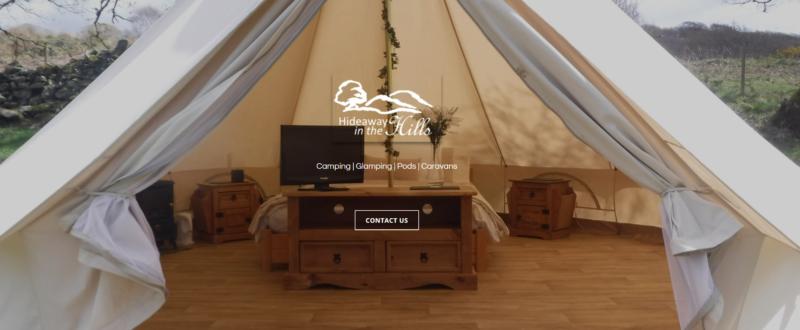 Dinas Camping, Glamping & Caravan Park – Snowdonia