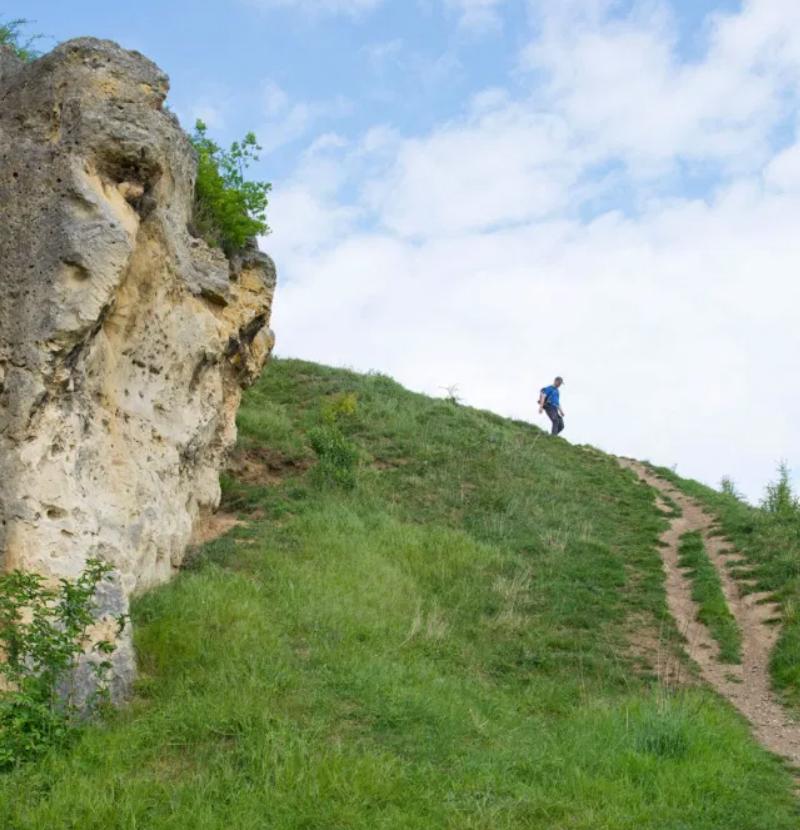 De Dutch Mountain Trail is de zwaarste wandeling van Nederland