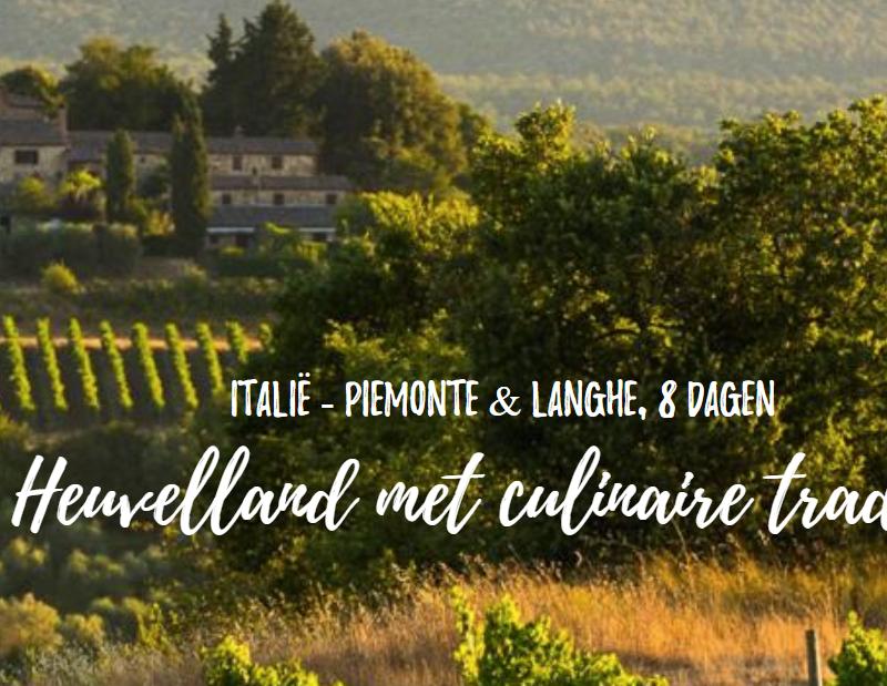 Wandelvakantie Piemonte